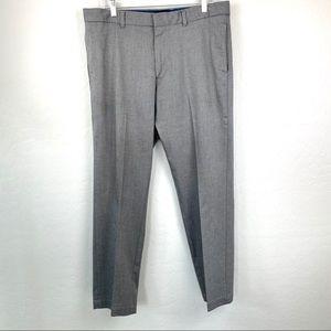 Banana Republic gray men's dress pants 35x32